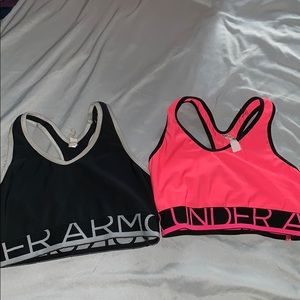 Under Armour Sports Bra Set